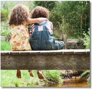 kids on bridge shdw